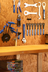 Workbench and tools